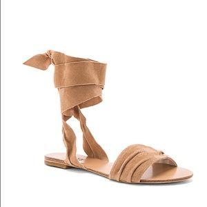 NWT RAYE Sashi Wrap Sandal